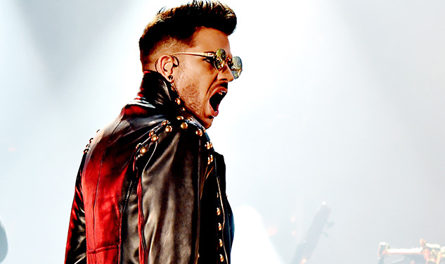 Adam Lambert Channels Freddie Mercury on Tour