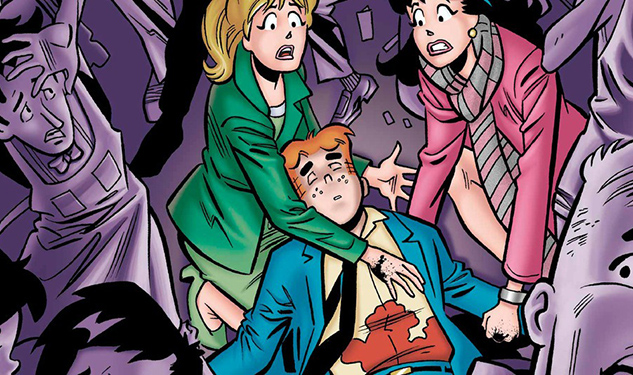 Archie to Die While Saving Gay Best Friend