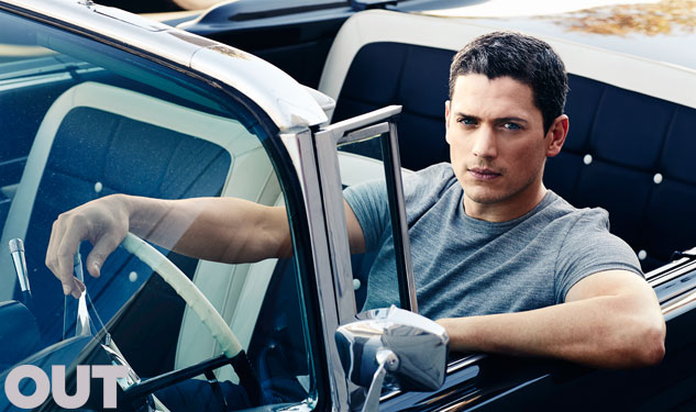 Wentworth Miller Is Not Worried About Alienating Straight Women