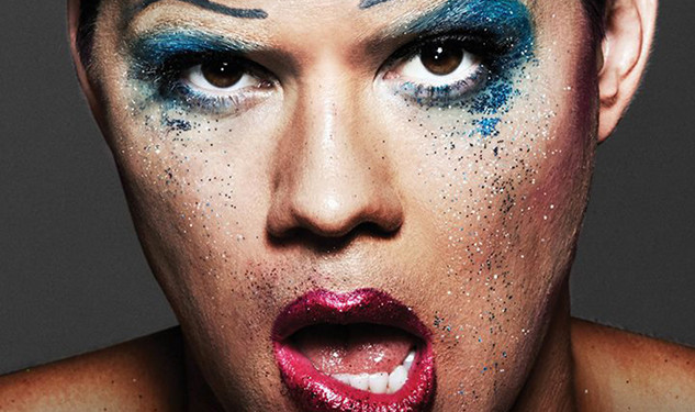 First Look: Andrew Rannells as Hedwig