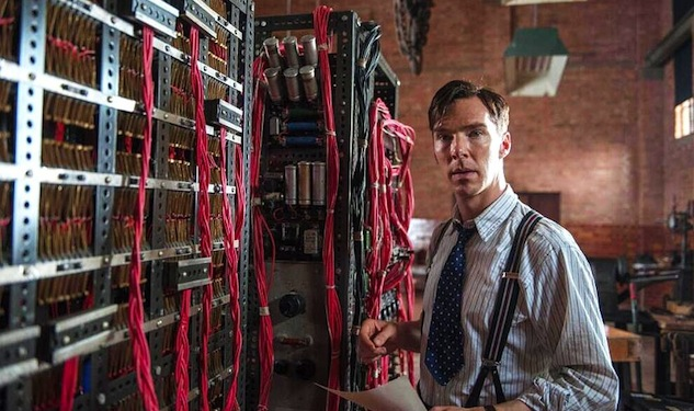 Benedict Cumberbatch As Alan Turing In Imitation Game 0