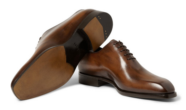 Daily Crush: Berluti Shoes at MrPorter