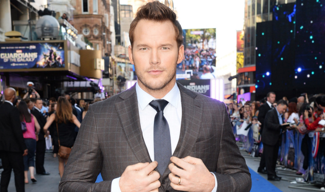 Best-Dressed Man of the Week: Chris Pratt