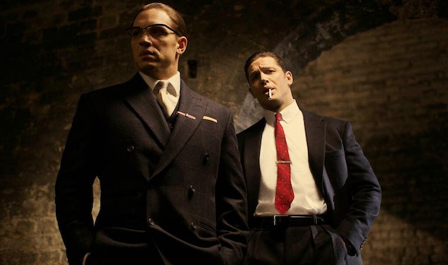 Tom Hardy to Play Gay Gangster Twins