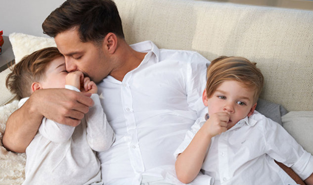Ricky Martin Shares His Tips on Being a Better Parent