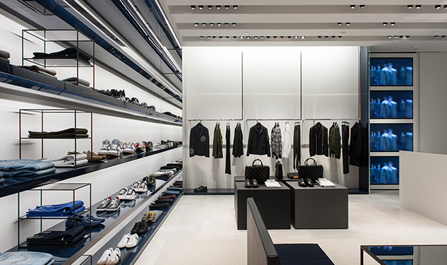 Dior Homme Opens First Stand-Alone Store in Hawaii
