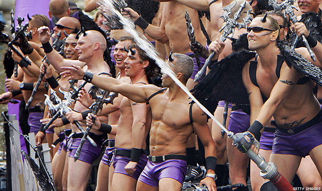 Experience Amsterdam Pride From Anywhere in the World