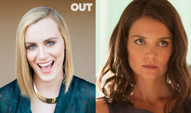 So Katie Holmes Was Almost Piper on OITNB
