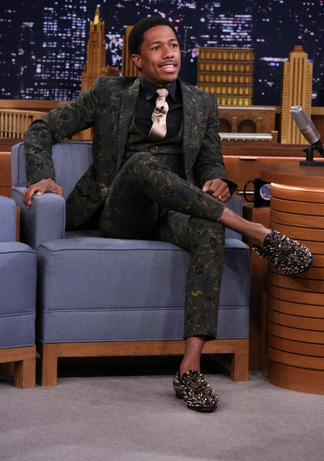 Best-Dressed Man of the Week: Nick Cannon in Gucci