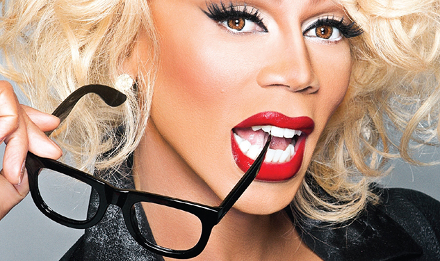 RuPaul Proves She Can Sell Anything