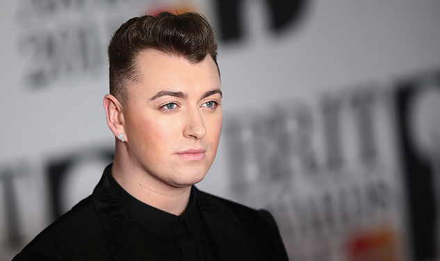 Sam Smith Is Working on Second LP