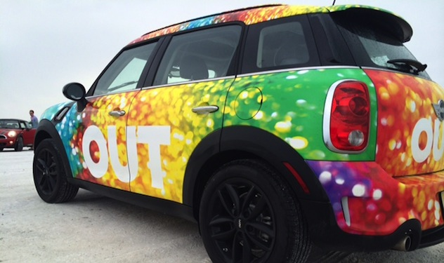 MINI TAKES THE STATES Redefines The Cross-Country Road Trip