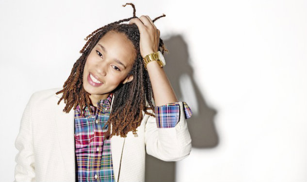 Brittney Griner Proposes to Girlfriend