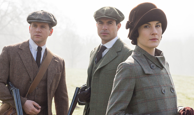 First Look: Downton Abbey Season 5