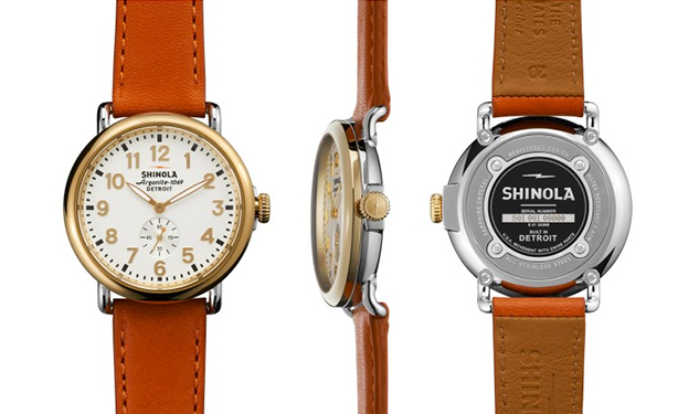 Daily Crush: The Runwell Watch by Shinola