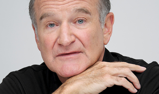 Robin Williams Struggles With Being Gay In One of His Final Roles