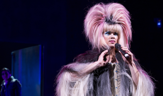 Check Out Andrew Rannells as Hedwig