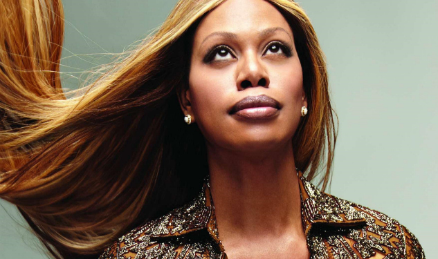 Exclusive First Look: Laverne Cox Honored in V magazine's 'Rebels' Issue