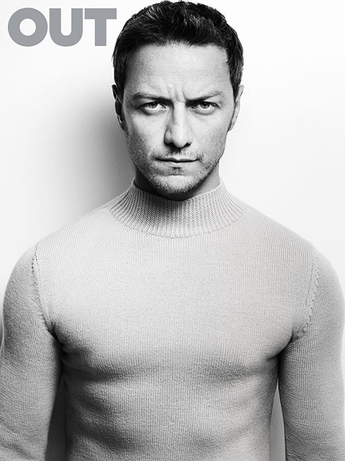 James Mcavoy If You Don T Like Him That S Your Loss Out Magazine