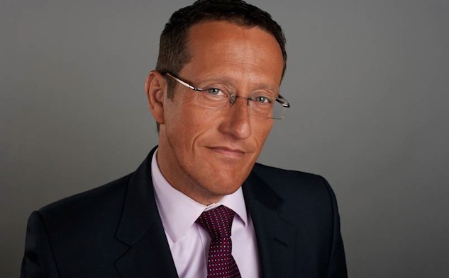 CNN Anchor Richard Quest Says His Work Is Better Since Coming Out