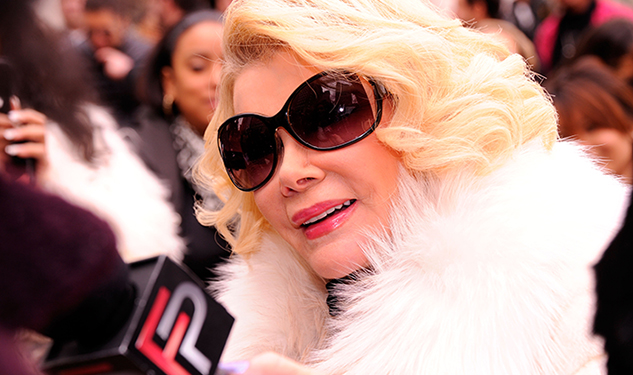 Joan Rivers: Behind the Laughter