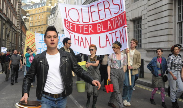 Pride, the Film About UK Gay Activists & Miners, May Become a Musical