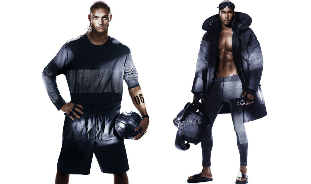 Alexander Wang Unveils His Campaign With H&M