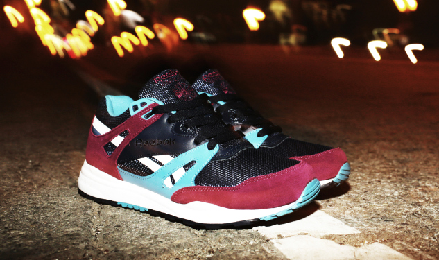 Daily Crush: Ventilator 'Night Vision' Sneakers by Reebok