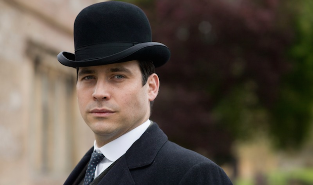 Downton Abbey Alert: Thomas Looks for Gay Cure in New Season