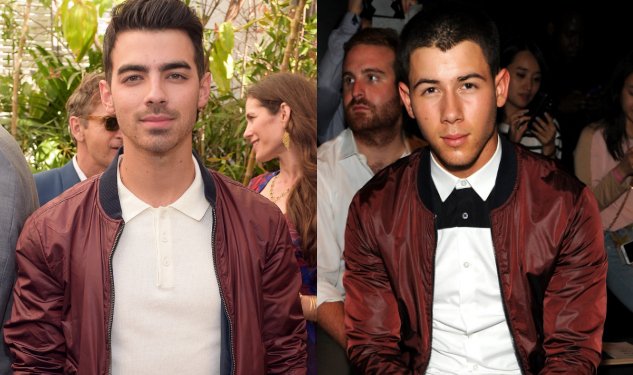 Gay joe jonas