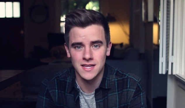 YouTube Star Connor Franta Comes Out
