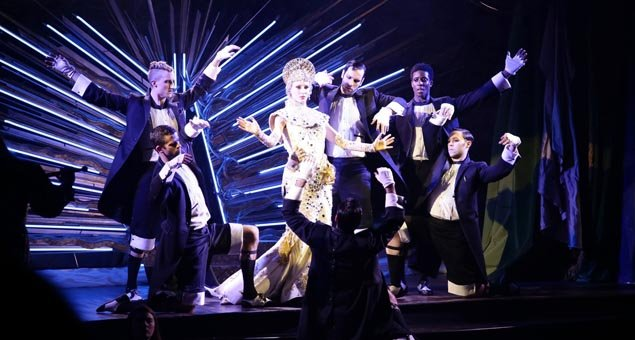Pageantry & History: Queen of the Night Performers and More Will Be at Diamond Horseshoe's New Year's Eve Bash