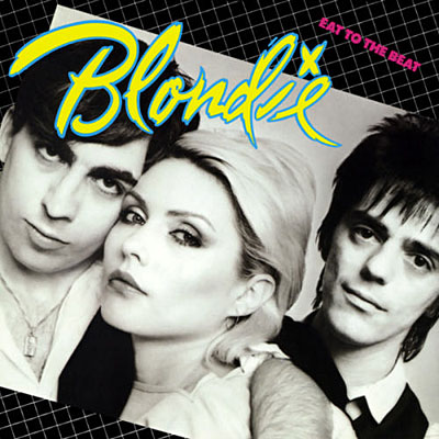 Blondie Eat To The Beatx400