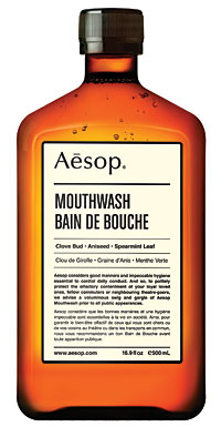 Mouthwash 500mL Cx200