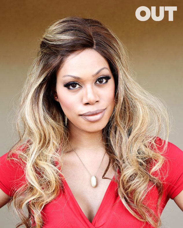 Orange New Black Laverne Cox X633d