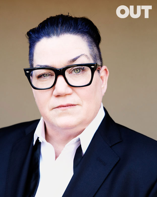 Orange New Black Lea DeLaria X633d
