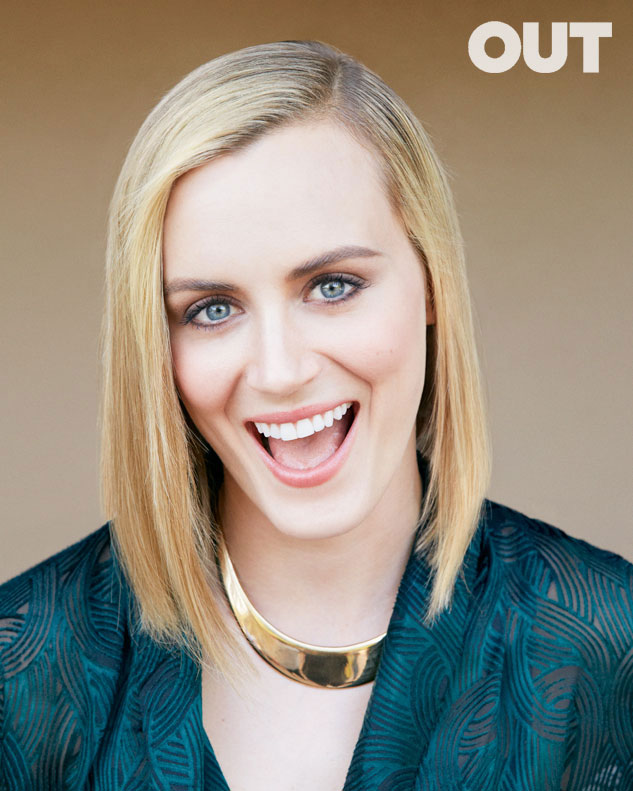 Orange New Black Taylor Schilling X633d