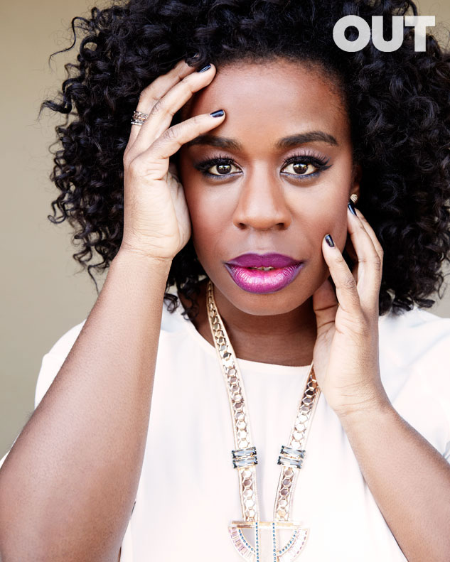 Orange New Black Uzo Aduba X633d