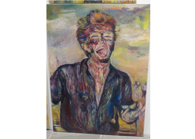 Whitney Biennial X633 James Dean