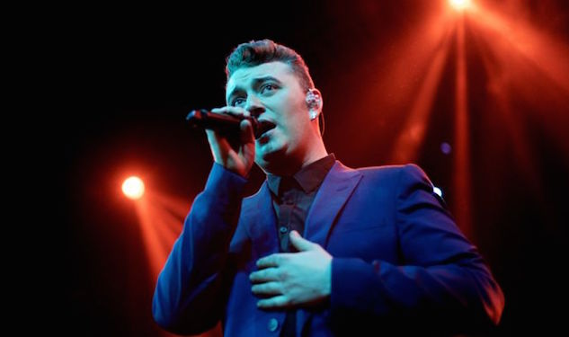 Sam Smith Posts a Shirtless Pic on Instagram in Response to Howard Stern's 'Fat' Insult