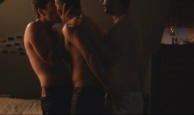 Charlie Carver Talks Hot Threesome with James Franco and Zachary Quinto