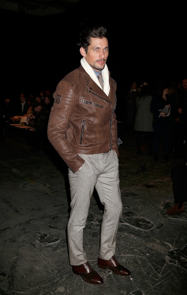 Best Dressed Man Of The Week David Gandy Out Magazine