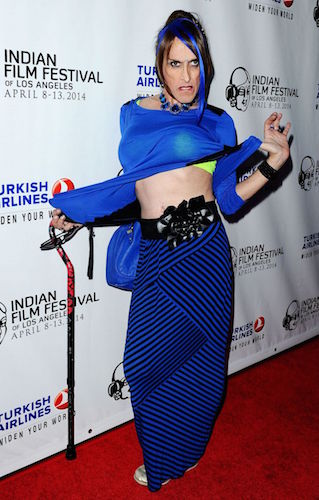 Alexis Arquette Agrave Los Angeles April2014