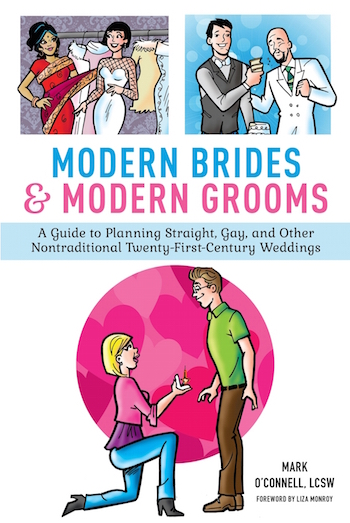 Modern Brides Grooms Mark O'Connell