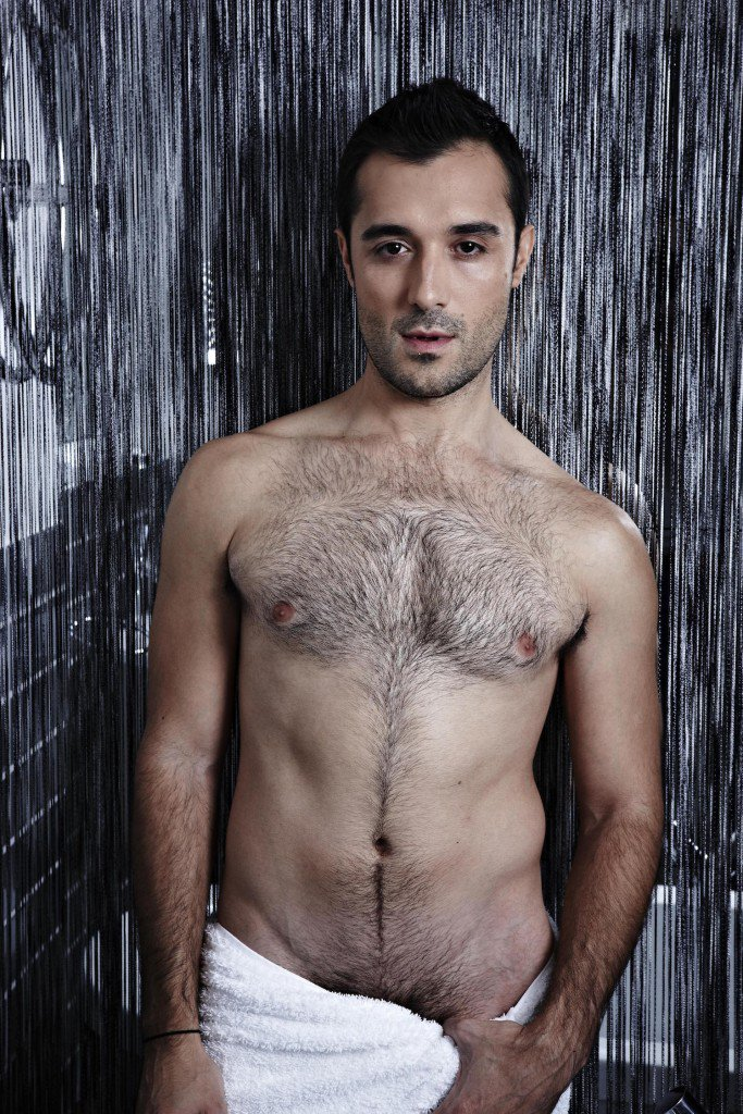 Looking's Frankie J. Alvarez Strips for Naked Issue of ...