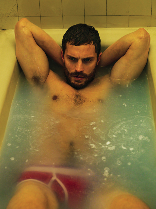 Jamie Dornan Interview magazine
