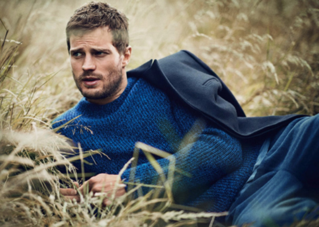 Jamie Dornan Vogue UK