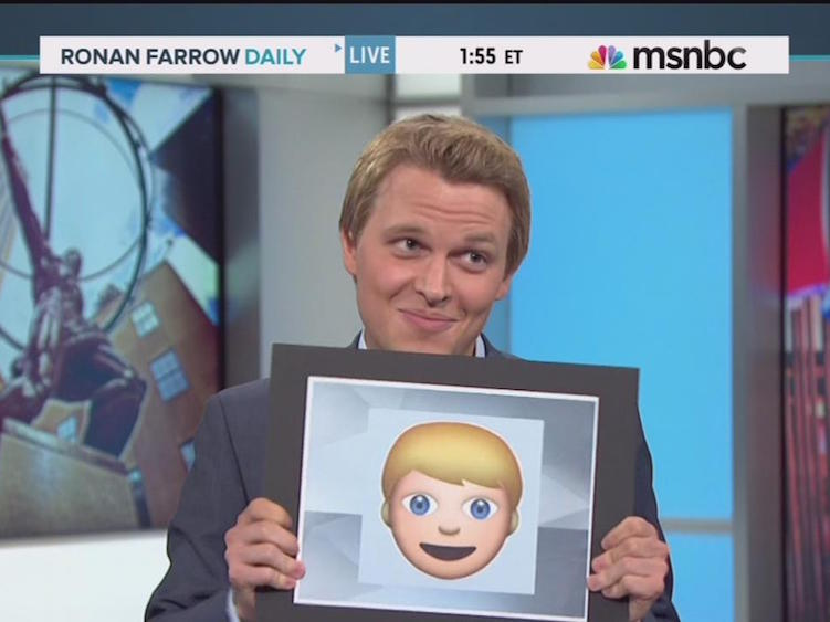 MSNBC Replaces Maybe-Gay Ronan...