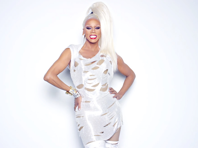Rupaul Out Of Drag The History of Drag Mo...