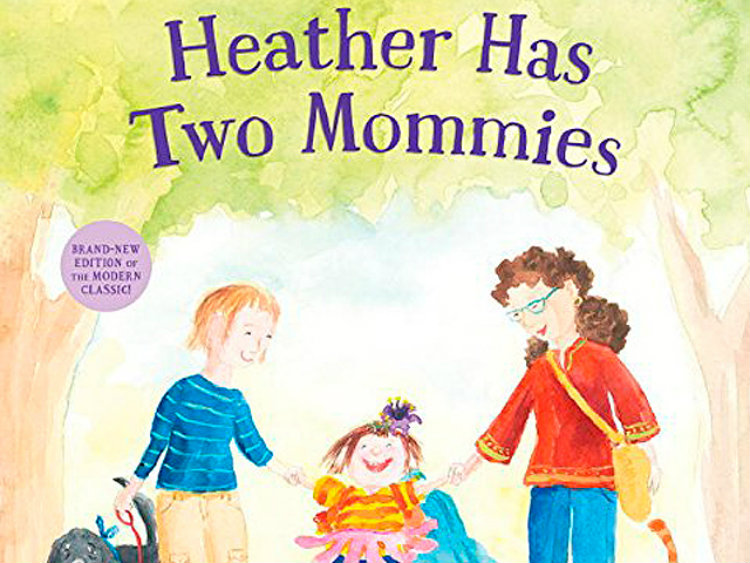 Image result for heather has two mommies